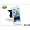 Igrip Apple iPhone 5 szellőzőrácsba illeszthető autós telefontartó - iGrip Vent Kit - aluminium