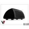 V7 Bluetooth aktív hangszóró + asztali kihangosító + külső akkumulátor - V7 SP6000-BT NFC - fekete