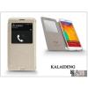 Kalaideng Samsung N9000 Galaxy Note 3 flipes tok - Kalaideng Ka View Series - white