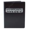 Ultra Pro portfolio 9 zsebes - Fekete