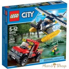 LEGO City Hidroplános Hajsza 60070 lego