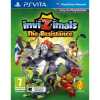 Sony Invizimals:The Resistance játék Playstation Vita-ra  (ITRPSVEXP)