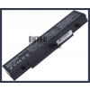 Samsung R710 AS0D 4400 mAh 6 cella fekete notebook/laptop akku/akkumulátor utángyártott