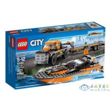 LEGO Lego City: 4X4-Es Motorcsónak Szállító 60085 lego
