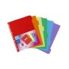 VIQUEL Regiszter, mûanyag, A4 Maxi, 6 részes, VIQUEL