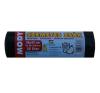 Competent Szemeteszsák 48x52 25 literes fekete, 10 mikron tisztító- és takarítószer, higiénia