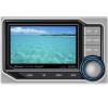 Clarion CMS5 marine USB-s médialejátszó autós dvd lejátszó