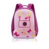 Nikon hátizsák pink