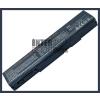 Toshiba Tecra M11-049 4400 mAh 6 cella fekete notebook/laptop akku/akkumulátor utángyártott