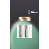 Wera Wera 3 részes 851/1 Z kereszthornyú bit PH1/1/2/3 05073307001 Hossz 25 mm