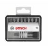 Bosch Bosch 2607002560 Csavarozó bit készlet Robust Line S extrakemény, 8 + 1 teilig, 25 mm, Ph