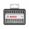 Bosch Bosch 2607002556 Csavarozó bit készlet Robust Line Sx extrakemény, 8 részes, 49mm, Ph