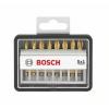 Bosch Bosch 2607002573 Csavarozó bit készlet Robust Line Sx Max Grip, 8 részes, 49 mm, Torx®