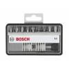 Bosch Bosch 2607002567 Csavarozó bit készlet Robust Line L extrakemény, 18 + 1 részes, 25mm, Ph, Pz, Torx®
