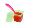 Clevamama Tároló pohárkák - 8db tányér és evőeszköz