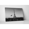 KaticaMatrica.hu Fekete-fehér Eiffel torony