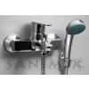 Sanimix DELTA kád csaptelep zuhanyszettel