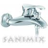 Sanimix Sanimix OMEGA kád csaptelep zuhanyszettel 034.5.1