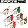 EFFZETT STANDARD SPINNER BLACK RED / 3G