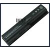 Compaq Presario CQ70 4400 mAh 6 cella fekete notebook/laptop akku/akkumulátor utángyártott