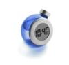 . Vízenergiás óra, kék falióra