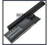 Dell TD175 6600 mAh dell notebook akkumulátor