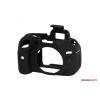 EasyCover szilikon védőtok Nikon D5200 fekete