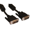 SANDBERG DVI-DVI Single Link monitor kábel, 1 m, SANDBERG