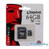 KINGSTONE Micro SD HC 64gb bliszterben