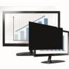 FELLOWES Monitorszűrő, betekintésvédelemmel,286x216 mm, 14,1