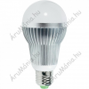 Renkforce LED 129 mm Renkforce 230 V E27 9.5 W = 60 W, tartalom: 1 db