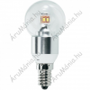 Renkforce LED 92 mm Renkforce 230 V E14 3.6 W = 25 W Csepp forma, tartalom: 1 db, 8632c62a