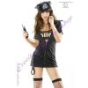 Chilirose Chilirose rendőrnő jelmez