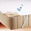 Matracvédő frottírlepedő sarokpánttal, Sabata ágyvédő 90x200 cm