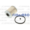 JC PREMIUM üzemanyagszűrő (PURFLUX rendszerhez)