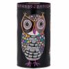 BLACK OWL kávésdoboz