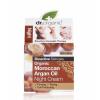 Dr. Organic Éjszakai arcápoló krém marokkói bio argánolajjal, 50 ml