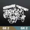 Kiegészítő szett GE2-GK2 karnishoz (120-150 cm)