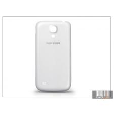 Samsung i9190 Galaxy S4 Mini gyári akkufedél - fehér tok és táska