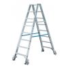 KRAUSE - Stabilo gurítható két oldalon járható létra 2x3 fokos (profi)