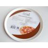 Pizza forma kerámia bevonatos 33 cm