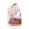 Dr. Organic Nappali arcápoló krém bio szűz kókuszolajjal, 50 ml