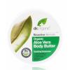 Dr. Organic Testápoló vaj bio Aloe verával, 200 ml
