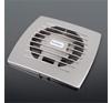 INOX - matt króm ventilátor előlap villanyszerelés
