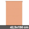 Mini roló, mandarin, ablakra: 42,5x150 cm