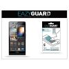 Huawei Huawei Ascend P6 képernyővédő fólia - 2 db/csomag (Crystal/Antireflex HD)