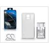 Samsung Samsung SM-G900 Galaxy S5 hátlapos akkumulátor - Li-Ion 5600 mAh - fehér - X-LONGER