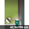 Hőszigetelő thermo mini roló, almazöld, ablakra: 42,5x150 cm