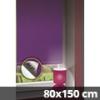 Hőszigetelő thermo mini roló, szilva, ablakra: 80x150 cm