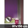 Hőszigetelő thermo mini roló, szilva, ablakra: 97x150 cm